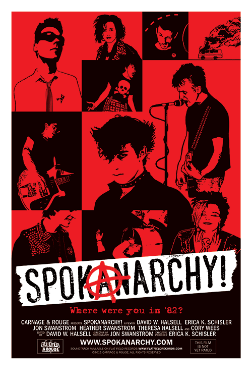 SpokAnarchy! official theatrical release poster